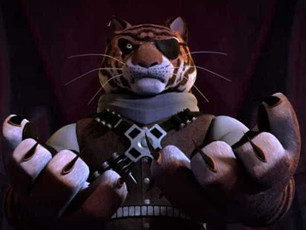 ninja turtle villain tigerclaw