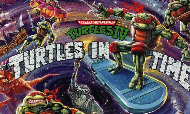Top 10 Ninja Turtle Video Games