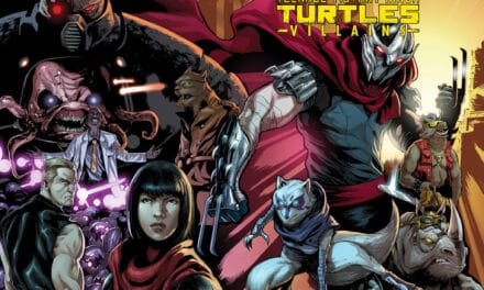 Top 10 Ninja Turtle Villains