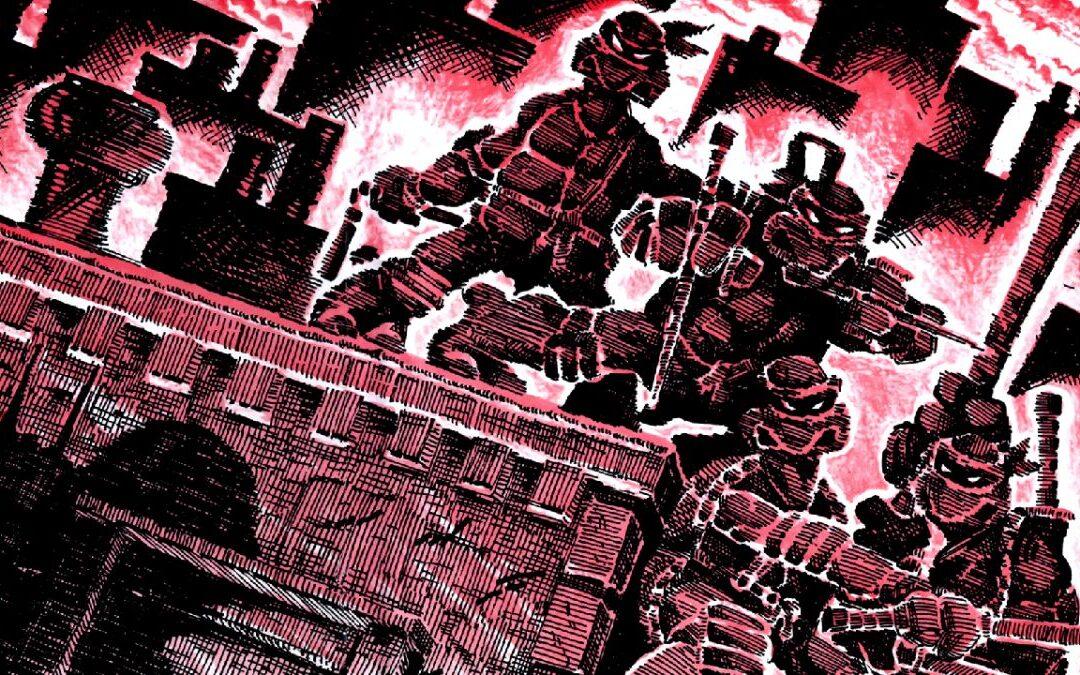 Top 10 Teenage Mutant Ninja Turtles Comics