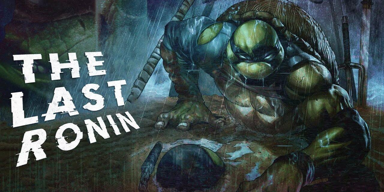 The Last Ronin: Teenage Mutant Ninja Turtles Time Travel