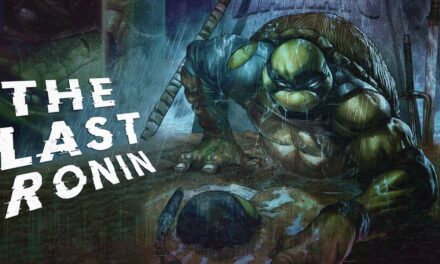 The Last Ronin: Teenage Mutant Ninja Turtles Time Travel